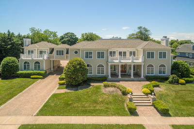Avon-by-the-sea, Belmar, Bradley Beach, Brielle, Manasquan, Spring Lake, Spring Lake Heights Single Family Home For Sale: 217 Lorraine Avenue