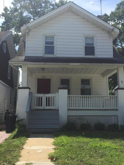 Asbury Park Rental For Rent: 1212 Sunset Avenue