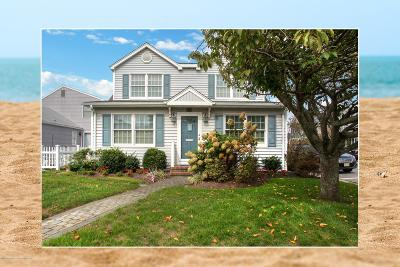 Avon-by-the-sea, Belmar, Bradley Beach, Brielle, Manasquan, Spring Lake, Spring Lake Heights Single Family Home For Sale: 574 Perch Avenue