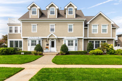 Sea Girt Single Family Home For Sale: 101 Neptune Place