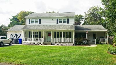Point Pleasant Single Family Home For Sale: 285 Sudbury Road
