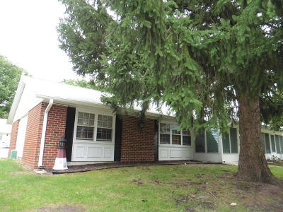 Leisure Vlg E Adult Community For Sale: 976a Aberdeen Drive