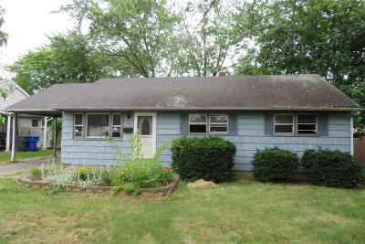 Toms River Single Family Home For Sale: 805 Conifer Street
