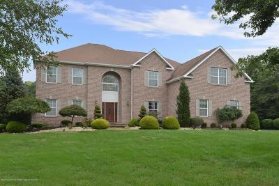 Monroe Single Family Home For Sale: 13 Dynasty Drive