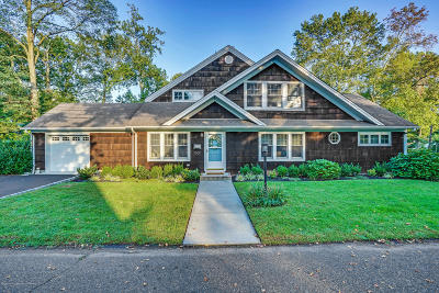 Ocean Twp Single Family Home Under Contract: 1600 Chestnut Avenue