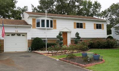 Toms River Single Family Home Under Contract: 14 Sumner Avenue
