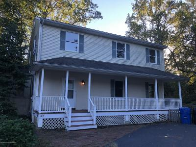 Red Bank Single Family Home For Sale: 807 Arthur Drive