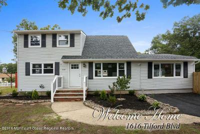 Brick Single Family Home For Sale: 1616 Tilford Boulevard