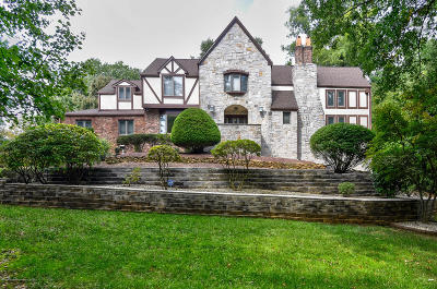 Holmdel Single Family Home For Sale: 16 Mabern Drive