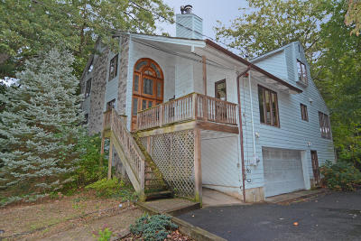 Atlantic Highlands Single Family Home For Sale: 3 Hilton Road
