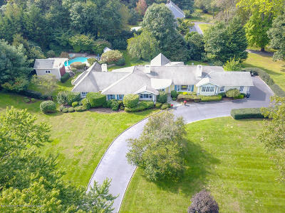 Rumson Single Family Home For Sale: 2 Bellevue Avenue