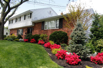 West Long Branch Single Family Home For Sale: 45 Community Drive