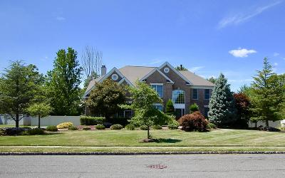 Freehold NJ Single Family Home For Sale: $899,000