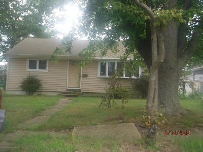 Toms River Single Family Home For Sale: 304 Franklin Avenue
