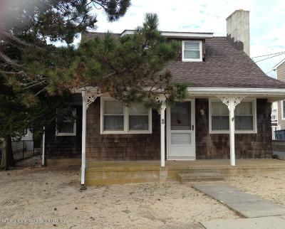 Lavallette Single Family Home For Sale: 5 Brooklyn Avenue