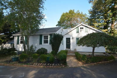 Red Bank Single Family Home For Sale: 21 Hubbard Avenue
