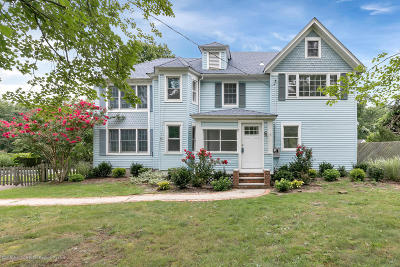 Wall Single Family Home For Sale: 2624 E Hurley Pond Road
