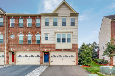 Monmouth County Condo/Townhouse For Sale: 9 Pate Drive