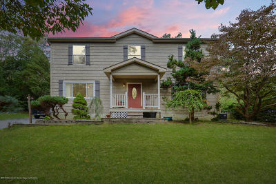 Jackson Single Family Home Under Contract: 1240 Aldrich Road