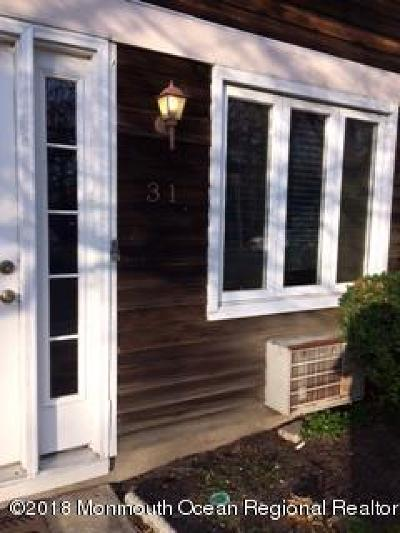Toms River Condo/Townhouse For Sale: 600 Clifton Avenue #3