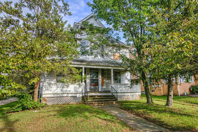 Red Bank Single Family Home For Sale: 28 Rector Place