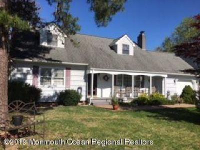 Brick Single Family Home For Sale: 464 Cornell Drive