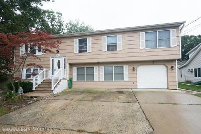 Neptune City, Neptune Township Single Family Home For Sale: 406 N Riverside Drive