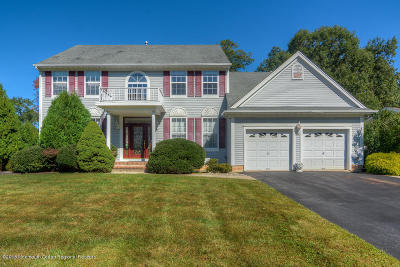 Single Family Home For Sale: 1311 Indian Hill Road