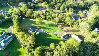 Monmouth County Farm For Sale: 219 Holland Road