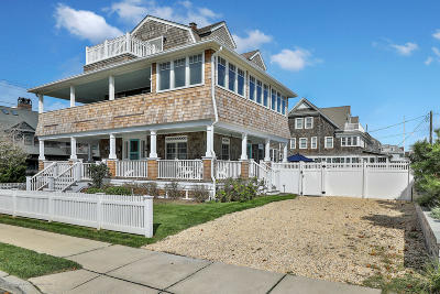 Bay Head Single Family Home For Sale: 16 Mount Street