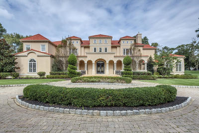 Monmouth County Single Family Home For Sale: 14 Bingham Hill Circle