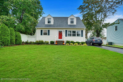 Avon-by-the-sea, Belmar, Bradley Beach, Brielle, Manasquan, Spring Lake, Spring Lake Heights Single Family Home For Sale: 534 Magnolia Avenue