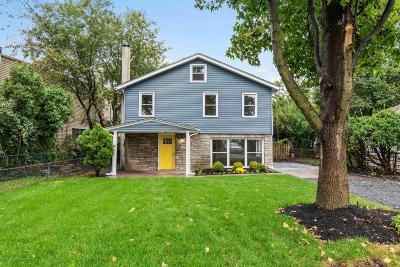 Neptune City Single Family Home Under Contract: 34 Belle Place