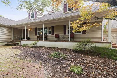 Brick Single Family Home For Sale: 2025 Lanes Mill Road