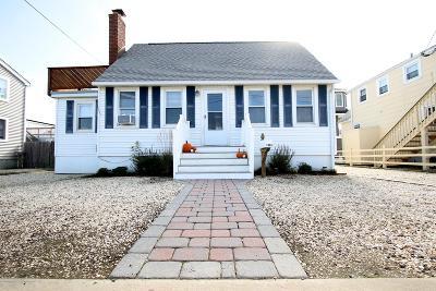 Long Beach Twp Single Family Home For Sale: 1405 Long Beach Boulevard