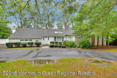 Ocean Twp Single Family Home Under Contract: 406 Deal Road
