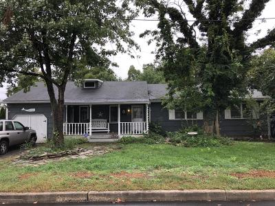 Brick Single Family Home For Sale: 287 Essex Drive