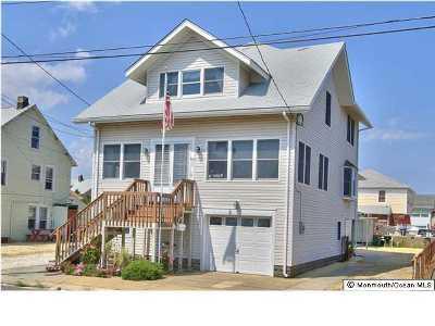 Seaside Park Single Family Home For Sale: 30 Island Avenue