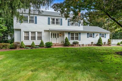 Freehold Single Family Home Under Contract: 53 Hance Boulevard