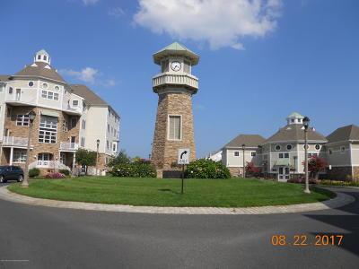Long Branch Condo/Townhouse For Sale: 33 Cooper Avenue #101