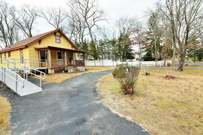 Ocean Twp Single Family Home For Sale: 601 Bowne Road