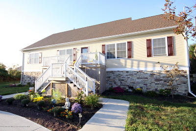 Long Branch Single Family Home For Sale: 135 Beach Avenue