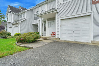 Toms River Condo/Townhouse For Sale: 4304 Galloping Hill Lane