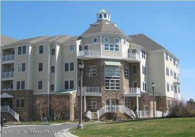 Monmouth County Condo/Townhouse For Sale: 11 Cooper Avenue #410