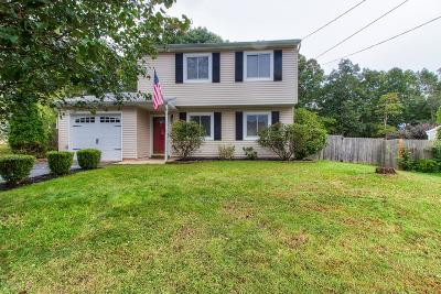 Brick Single Family Home For Sale: 742 Baltic Drive