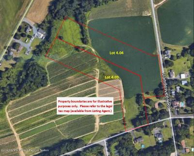 Freehold Residential Lots & Land For Sale: Vanderveer Road