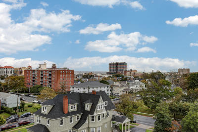 Asbury Park Condo/Townhouse Under Contract: 510 Deal Lake Drive #8J