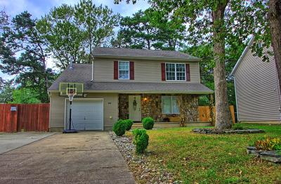Toms River Single Family Home For Sale: 801 Beechmont Street