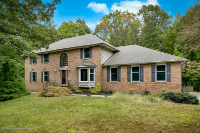 Millstone Single Family Home Under Contract: 18 Pine Drive