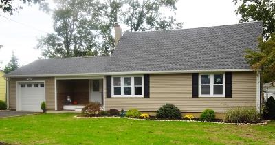 Brick Single Family Home For Sale: 381 Hudson Drive